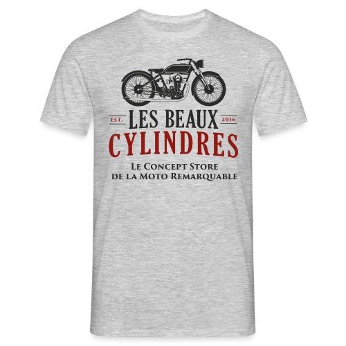 LBC-Baseline-2 lignes - T-shirt Homme