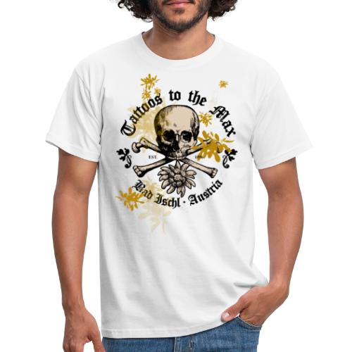 Logo Tattoos to the Max IIII - Männer T-Shirt