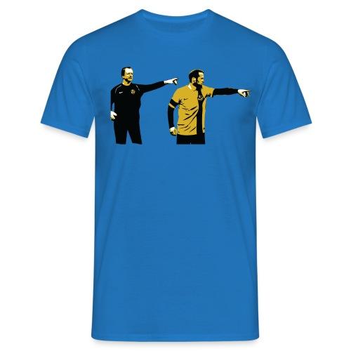 tosjefer - T-skjorte for menn