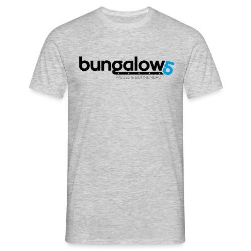 logo bungalow5 2016 - Männer T-Shirt