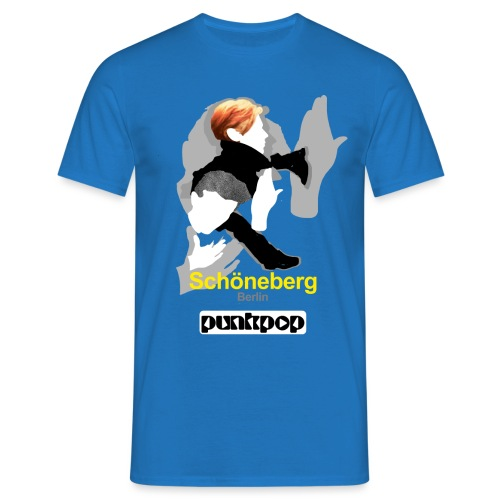 Schöneberg Punkpop - Maglietta da uomo