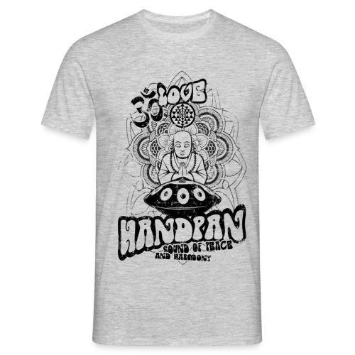 Handpan - Männer T-Shirt