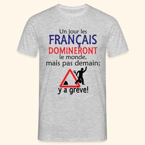 domination française - T-shirt Homme