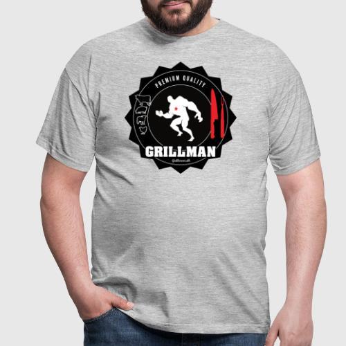 GRILLMAN - Herre-T-shirt
