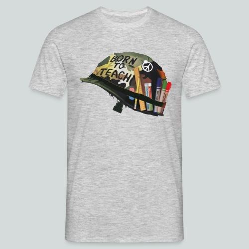 Born to teach - AAS - T-shirt Homme