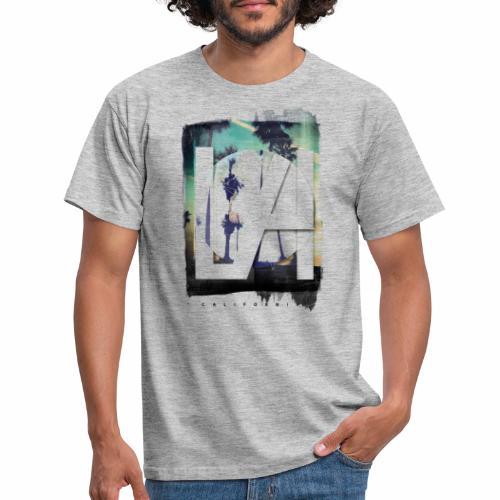 LA California - Men's T-Shirt