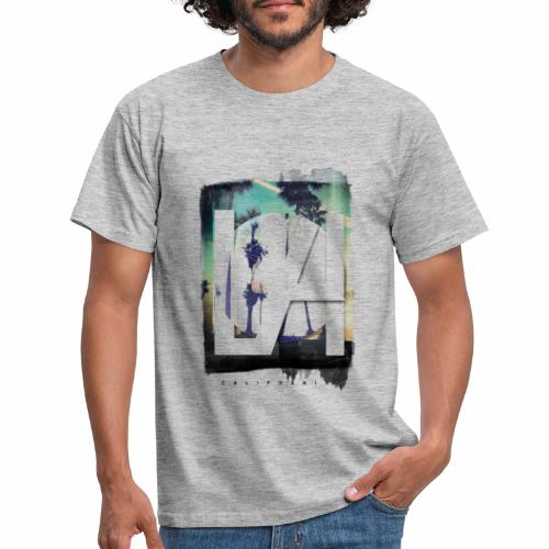 LA California - Men's T-Shirt