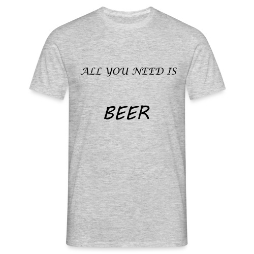 t-shirt d'ours - T-shirt Homme