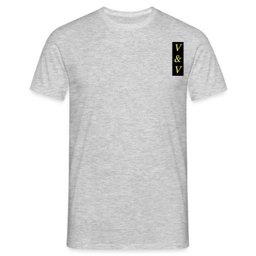 V V NOWE - Koszulka męska