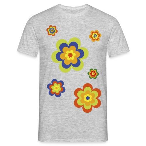 limited edition 3a flower power - Männer T-Shirt