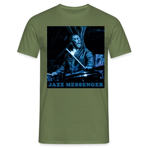 Art Blakey Jazz Messenger - Men's T-Shirt