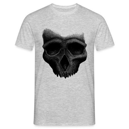 Simple Skull - T-shirt Homme
