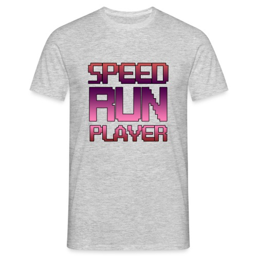 Speedrun player - T-shirt Homme