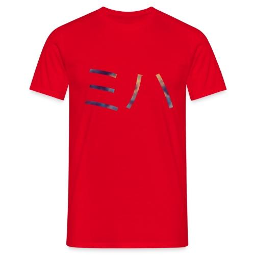 hoodie1_japaneseX - Männer T-Shirt