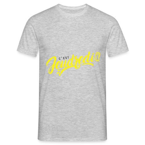 jeudredi - T-shirt Homme