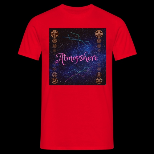 Atmosphere - Männer T-Shirt