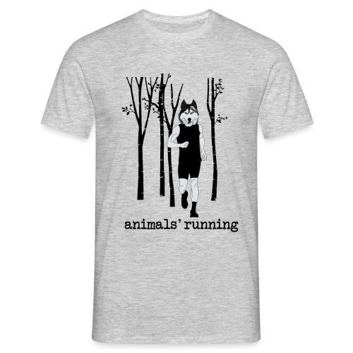 Loup running - T-shirt Homme