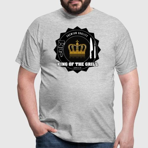 KING png - Herre-T-shirt