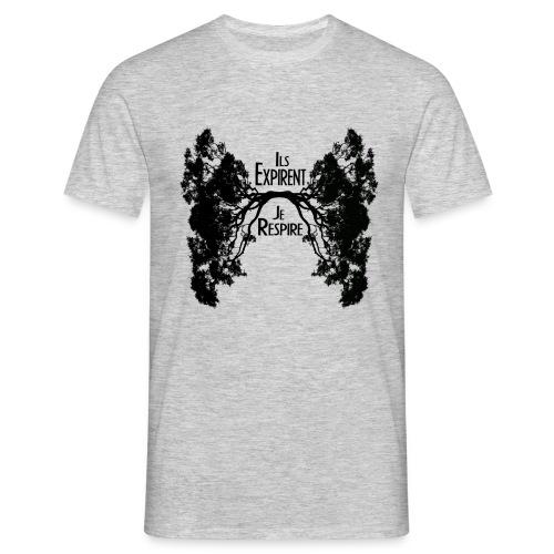 Oxygène - T-shirt Homme