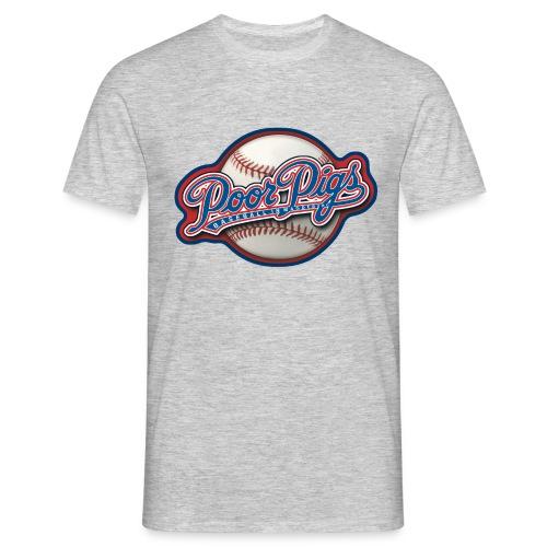 mpp Logo Digitaltransfer - Männer T-Shirt