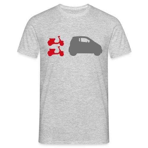 forfour/fortwo - Männer T-Shirt