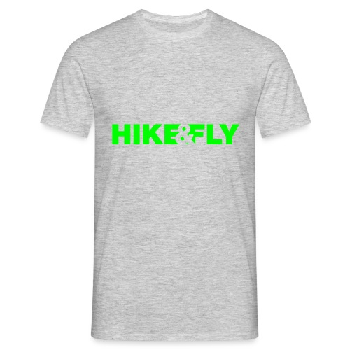 Hike Fly - Männer T-Shirt