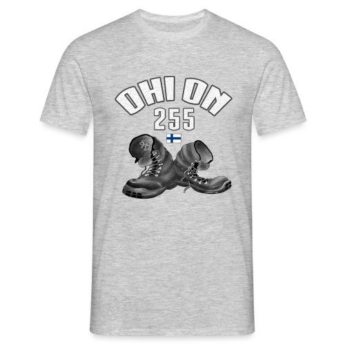 01-04 OHI ON 255 - SUOMEN ARMEIJA - LAHJATUOTTEET - Miesten t-paita