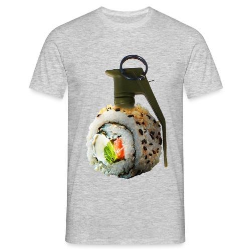 Sushi Bomb - Maglietta da uomo