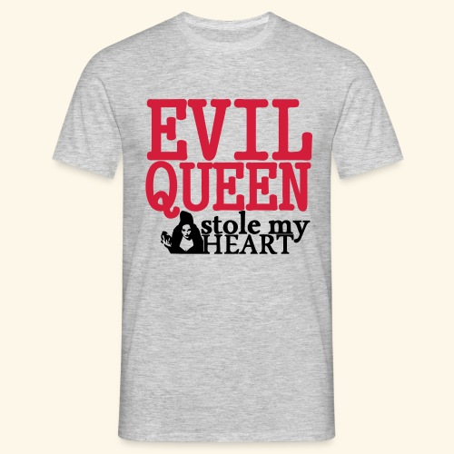 Evil Queen stole my Heart Once Upon A Time Shirts - Men's T-Shirt