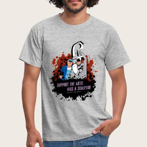 Shirt_Sculptor - Männer T-Shirt