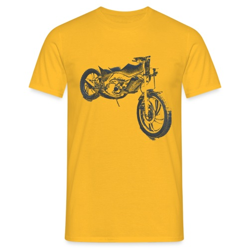 bike (Vio) - Men's T-Shirt