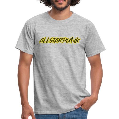 Allstarpunk Urban Graffiti Tag - Men's T-Shirt