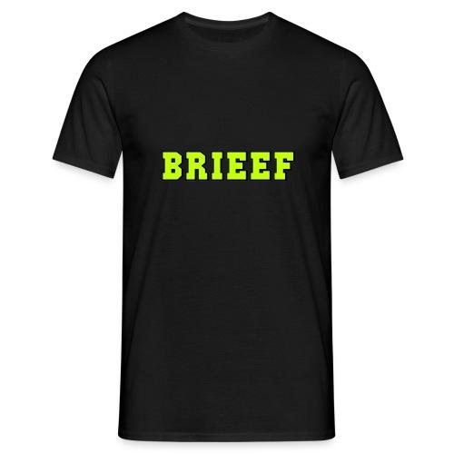 BRIEEF Streetwear - Camiseta hombre