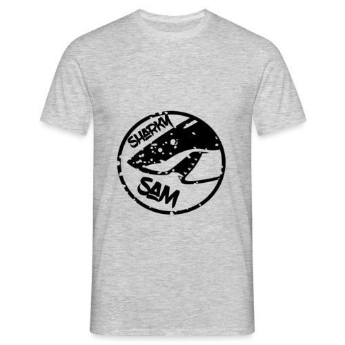Sharkysam - Men's T-Shirt
