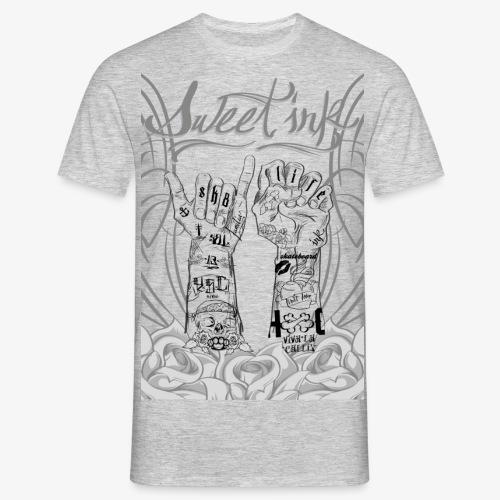 sweet ink - Camiseta hombre