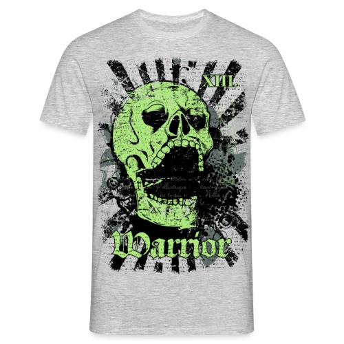 13th. Warrior - Männer T-Shirt
