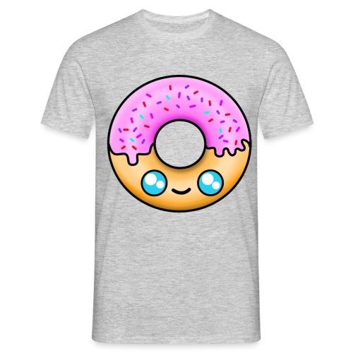 DONUT À LA FRAISE - T-shirt Homme