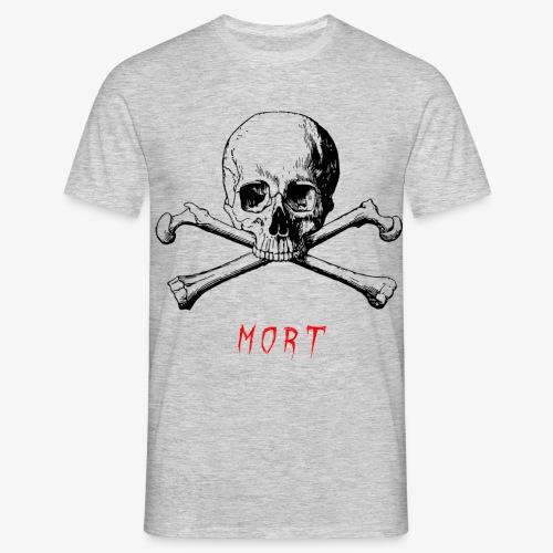 MORT - T-shirt Homme
