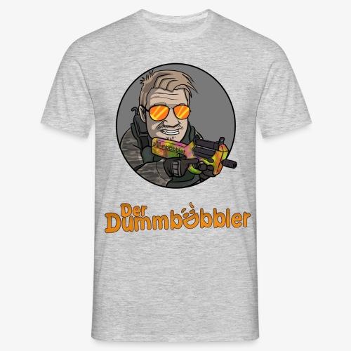DerDummbabbler P90 - Männer T-Shirt