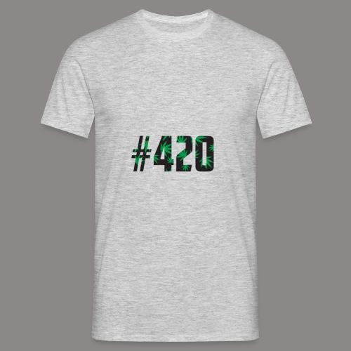 420 - Männer T-Shirt