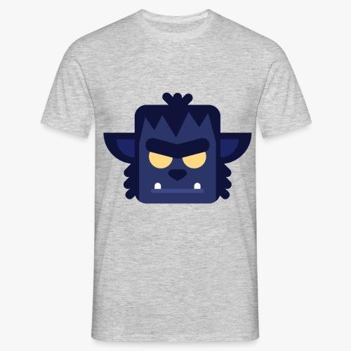 Mini Monsters - Lycan - Herre-T-shirt