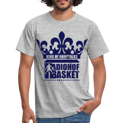 LOGO-KINGRADIOHOF-3000BLA - Men's T-Shirt