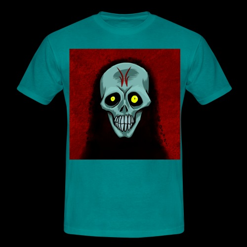Ghost skull - Men's T-Shirt