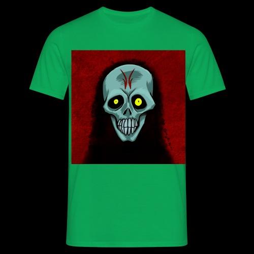 Ghost skull - Men's T-Shirt