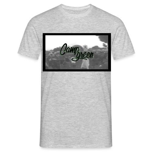 CampGreen Skyline - Männer T-Shirt