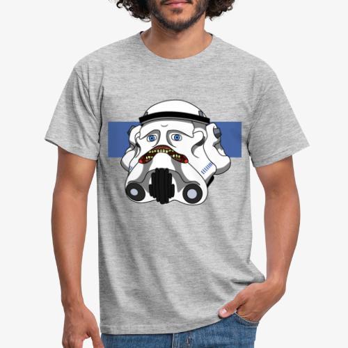 The Look of Concern - Men's T-Shirt