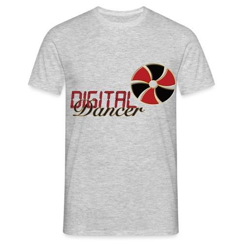 Digital Dancer - Mannen T-shirt