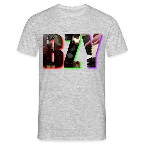 BZY - OFICJALNY PROJEKT - Koszulka męska