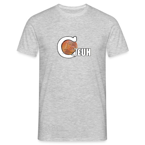 logo ps 2 png - Men's T-Shirt