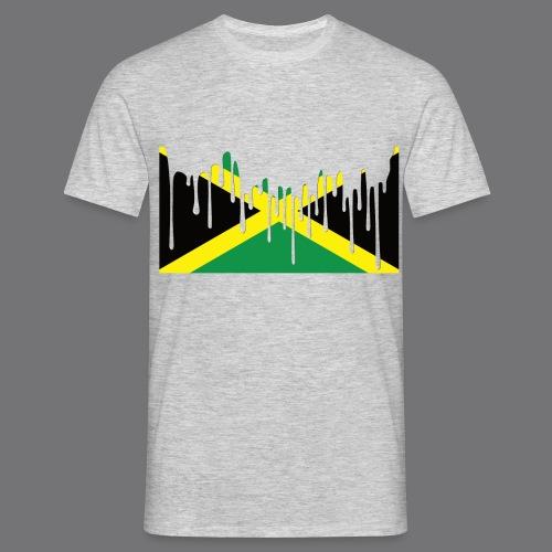 JAMAICAN FLAG Tee Shirts - Men's T-Shirt